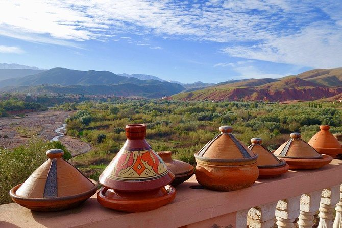 Atlas Mountains Day Trip From Marrakech 3 Valleys & Berber Villages & Camel Ride photo 10