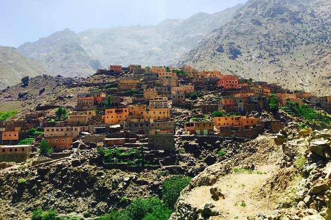 Atlas Mountains Day Trip From Marrakech 3 Valleys & Berber Villages & Camel Ride photo 13