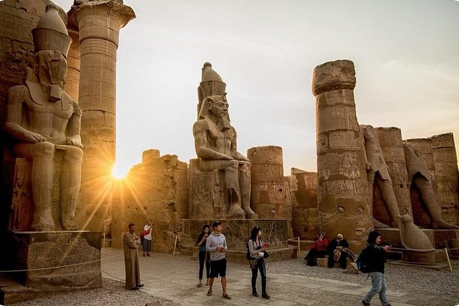 Private tour: Luxor Day tour from Sharm El Sheikh By plane