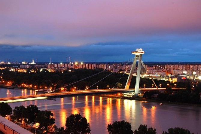 Bratislava by Night Tour