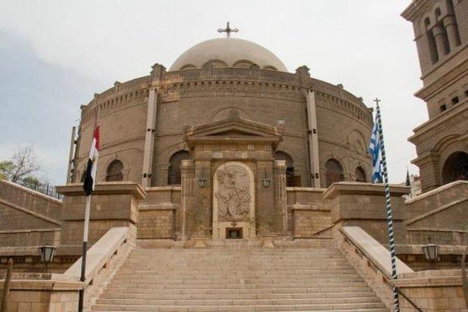 Half Day Coptic Region, Coptic Museum & Bazaars Tour