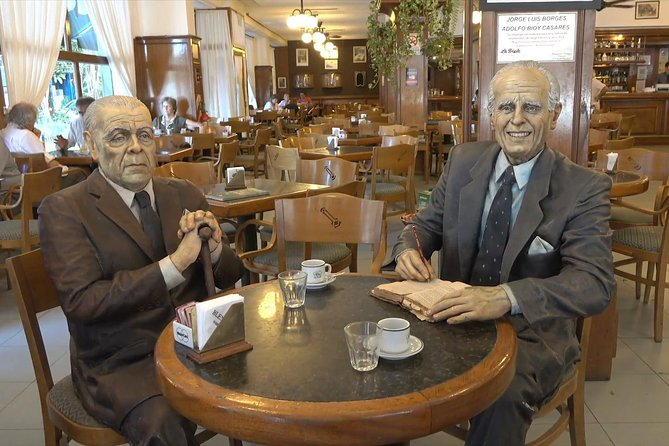 Private Historical Tour of Argentinian Writers in Buenos Aires
