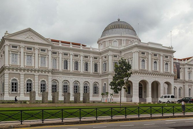 Private Walking Tour through Singapore and the Two World Wars