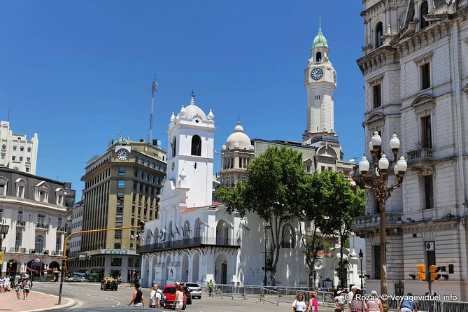 Plaza de Mayo Walking Tour