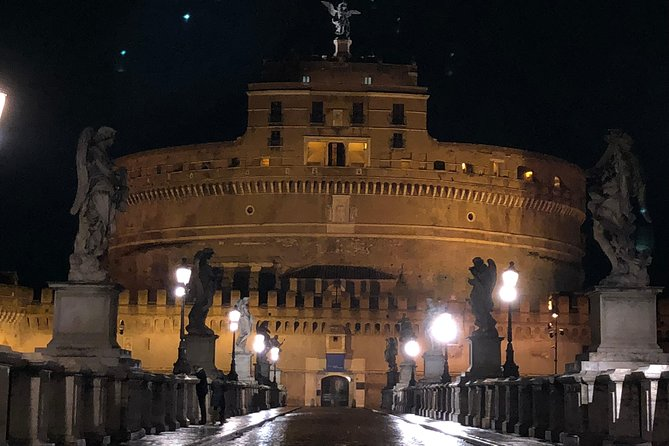 Rome by Night tour (2hrs) with an English speaking driver photo 6