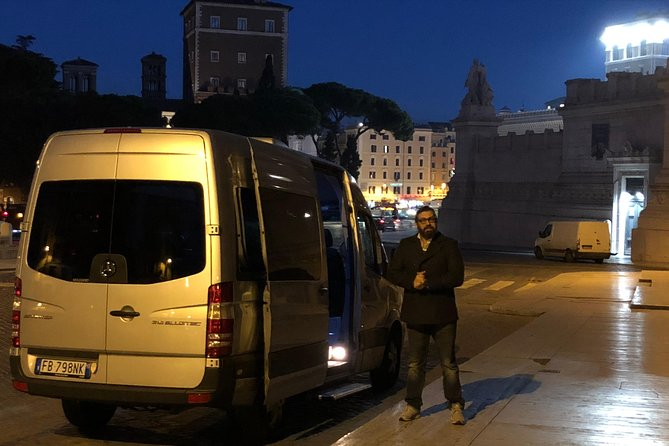 Rome by Night tour (2hrs) with an English speaking driver photo 9