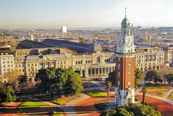 Semi Private City Tour of Buenos Aires
