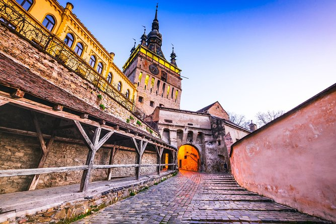 Sighisoara walking tour or the real house of Dracula -Outdoor experience