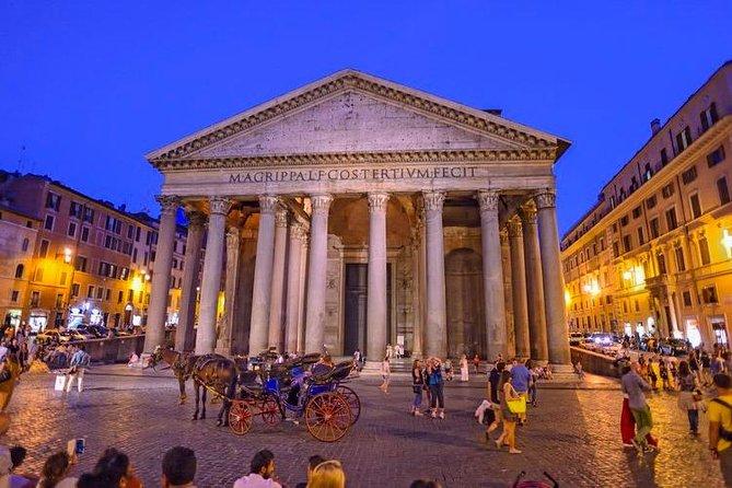Welcome Rome Semi private walking tour