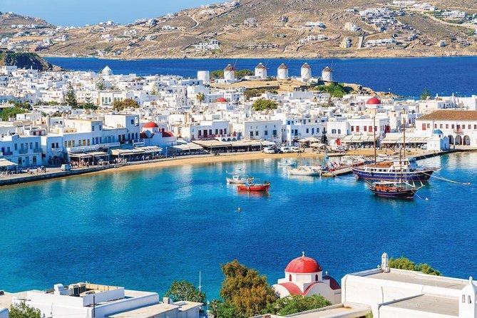 Wine & Culture Tour in Mykonos Island