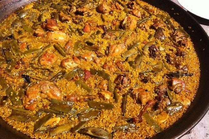Valencian Paella Cooking Class
