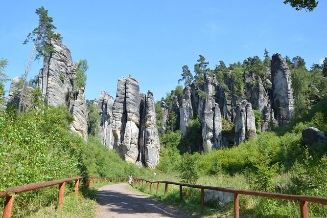 Tour to Bohemian Paradise Geopark