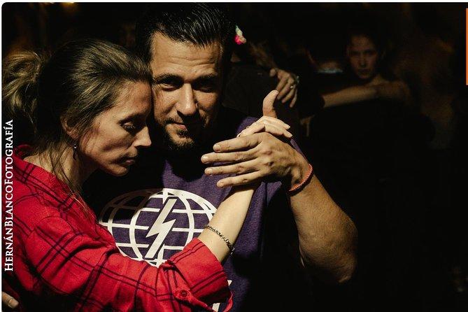 Tango Lesson: be a true tango dancer!
