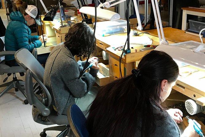 Salt Lake City Metalsmithing Workshop
