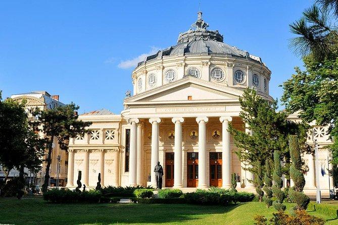 Royal Bucharest La Belle Epoque: 5-hour Private Day Tour in the Little Paris of the East