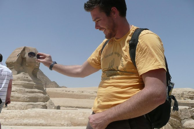 Cairo and Giza Full-Day Tour from Hurghada