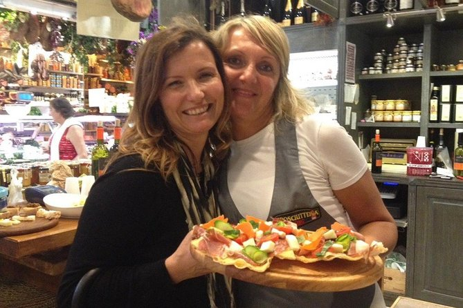 Florence Food Tour with Farmers Market Visit City Sightseeing and Wine Tasting photo 6