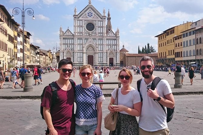 Florence Food Tour with Farmers Market Visit City Sightseeing and Wine Tasting photo 4