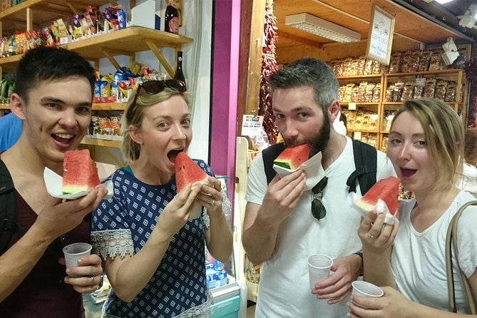Florence Food Tour with Farmers Market Visit City Sightseeing and Wine Tasting photo 3