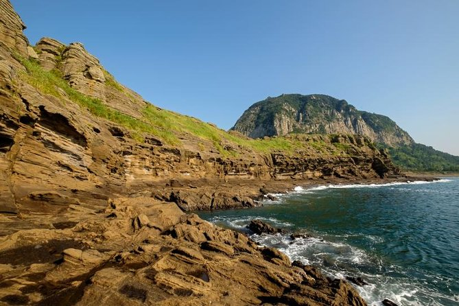 Yongmeori Coast, Mt. Sanbang transfer, One way, Round trip