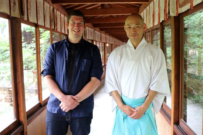 Japanese Shinto Shrine Experience