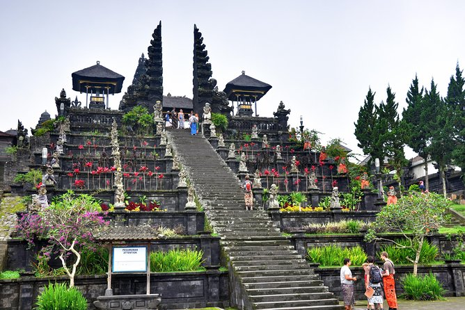 Mother Temple of Bali : Besakih Temple Full Day Tour