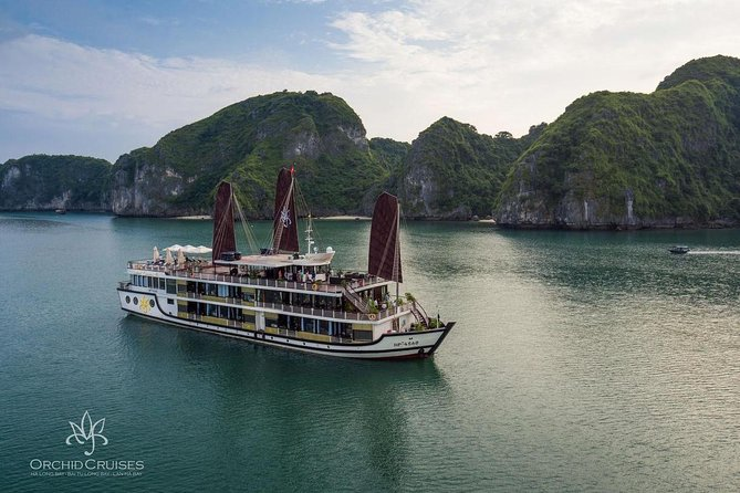 Halong Bay 3 Days - 2 Nights with Orchid Cruise 5 Star