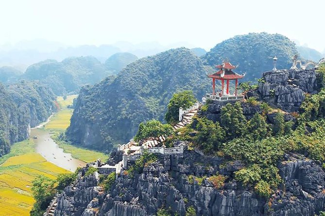 MUA CAVE -HOA LU -TAM COC Full Day Including Boat Entrance Fees and Lunch