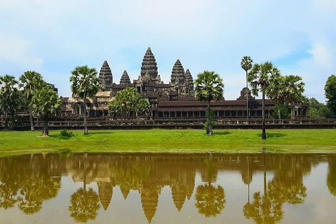 Bangkok to Angkor Wat Tour 2 Days 1 Night from Bangkok