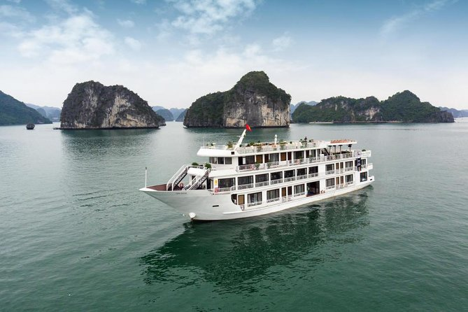 Halong Bay 3 Days - 2 Nights with Alisa Cruise 5 Star