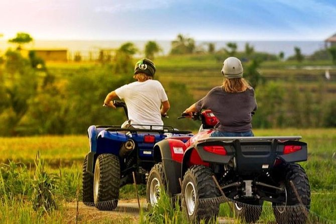 All Inclusive : Bali Quad Bike Adventure with Lunch and Transfers