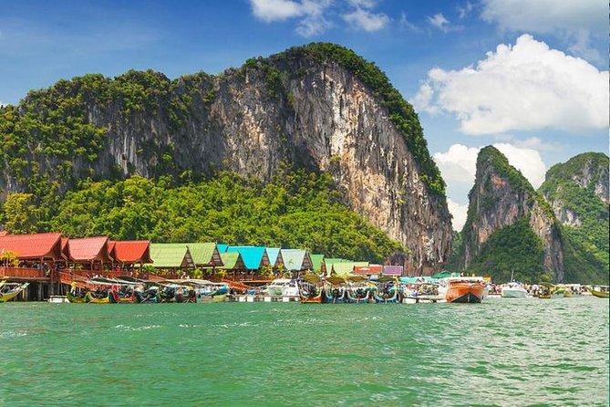 Phang Nga Bay Tour by Speed Boat