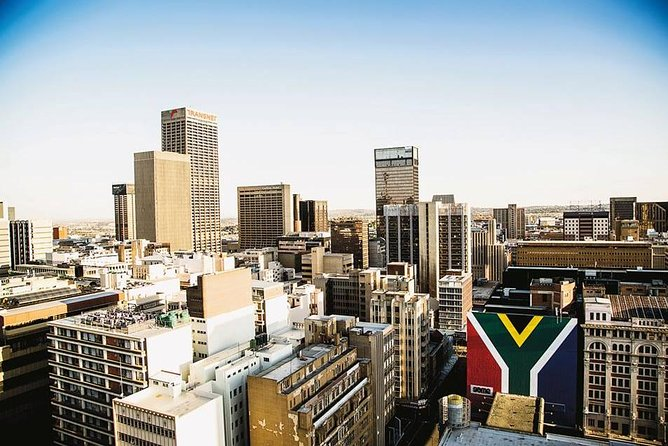 Johannesburg Full Day Tour Incl Soweto