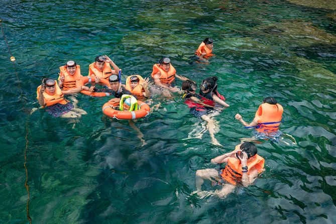 Snorkeling & Fishing Tour in Northern Phu Quoc Island