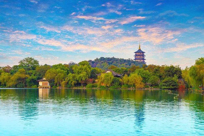 Private Hangzhou Day Trip from Shanghai by First Class Seating Bullet Train