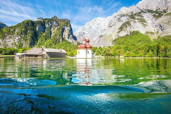 Lake Konigssee and Berchtesgaden Private Tour with Lake Cruise for Group up to 6