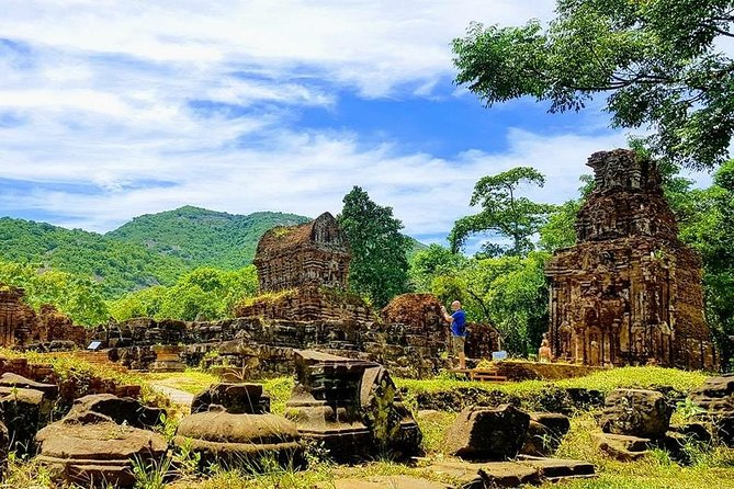 Half-day Tour of My Son Sanctuary from Da Nang