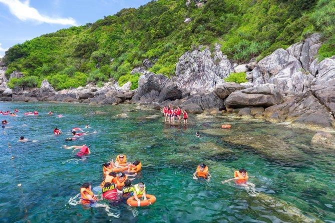 Cham Island Tour & Snorkeling from Da Nang