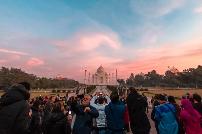 Taj Mahal With Orphanage Tour