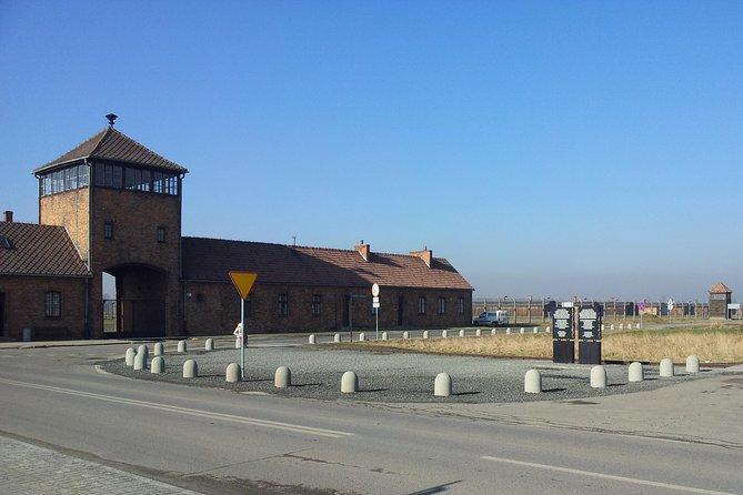 Visita privada a Auschwitz Birkenau y la mina de sal de Wieliczka en un día