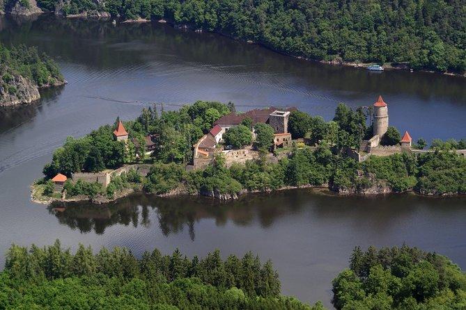 Zvikov castle and Orlik castle tour