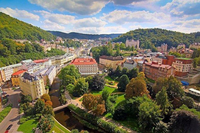 Karlovy Vary trip from Prague