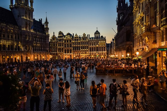 Kickstart Your Trip To Brussels With A Local: Private & Personalized