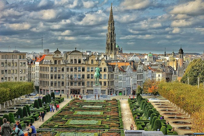 Brussels City Tour: Day Trip from Amsterdam