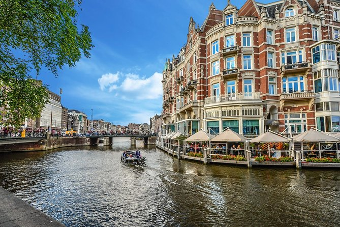 Best of Amsterdam: Experience the top 100 sights your own way, your own pace
