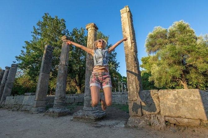 Ancient Olympia Day Trip from Costa Navarino
