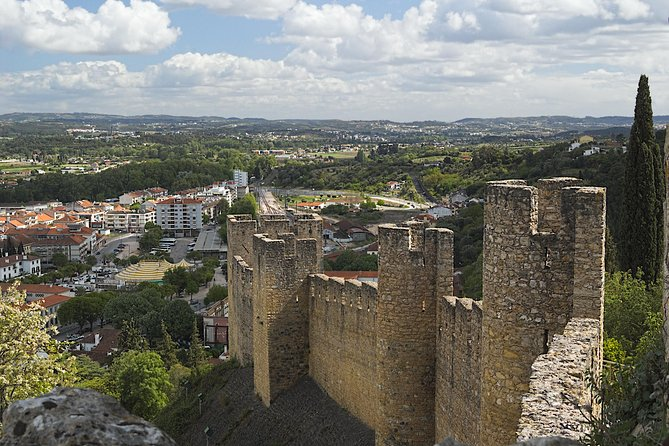 Full Day Private 8-hour tour: Knight Templars from Lisbon Hotel pick up