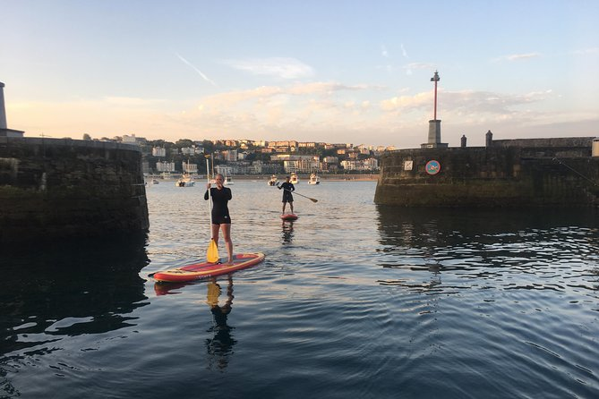 Sunrise Sup tour & breakfast - Private experience
