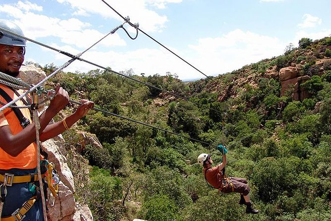 Canopy Tour from Johannesburg
