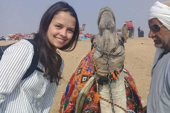 Camel Ride around Giza Pyramids from cairo and giza hotels photo 1